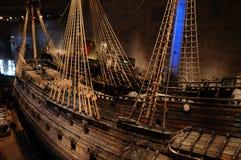 Vasa museum in Stockholm Stock Images