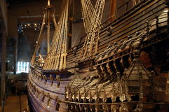 Vasa museum in Stockholm Stock Images