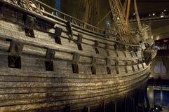 Vasa Museum in Stockholm. Sweden.  Royalty Free Stock Image
