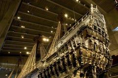 Vasa Museum in Stockholm. Sweden.  Stock Image