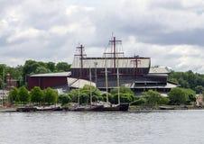 Vasa Museum Royalty Free Stock Photo
