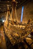 Vasa Museum in Stockholm, Sweden. Royalty Free Stock Photography