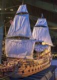 Vasa schip 03 Royalty-vrije Stock Foto's