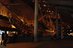 Vasa Ship Stock Image