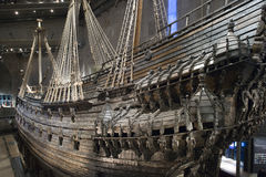 Vasa ship Royalty Free Stock Photography