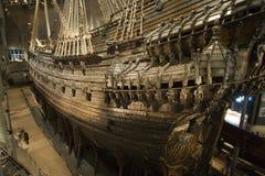 Vasa statek Obrazy Royalty Free