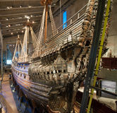 Vasa warship Stock Photo