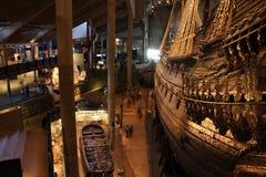 Vasa-Wrack Stockbilder