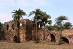 Vasai Fort Royalty Free Stock Image