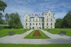 Vasalemma manor Royalty Free Stock Image