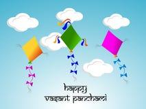 Vasant Panchami background Stock Images