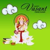 Vasant Panchami Royalty Free Stock Image