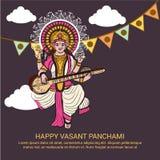 Vasant Panchami Stock Photo