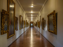 Vasari Corridor Royalty Free Stock Photo