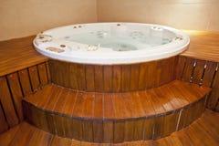 Vasca calda Fotografia Stock Libera da Diritti