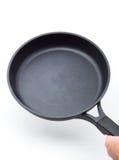 Vaschetta del ferro Fotografia Stock