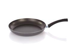 Vaschetta di frittura del Teflon Immagini Stock Libere da Diritti