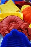 Vaschette di cottura del silicone Fotografia Stock Libera da Diritti