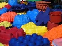 Vaschette di cottura del silicone Immagini Stock
