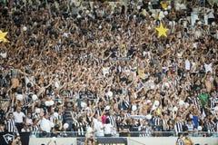 Vasco x Botafogo Foto de archivo