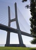 Vasco da Gama Bridge Stock Photos