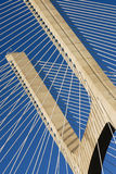 Vasco da Gama bridge, Lisbon, Portugal Royalty Free Stock Photos