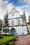 Vasco da gama church in Kochi Stock Image