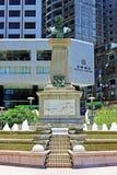 Vasco da Gama Garden Macao, Kina Arkivbild
