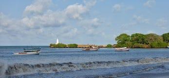 Vasco da Gama pilar Stock Image