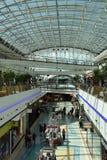 Vasco da Gama shopping center in Lisbon, Portugal. In Europe royalty free stock image