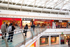 Vasco da gama shopping Royalty Free Stock Image
