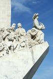 Vasco da Gama-standbeeld Royalty-vrije Stock Afbeelding