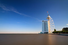 Vasco da Gama tower Stock Image