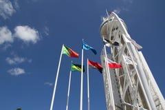 Vasco da Gama Tower Stock Image