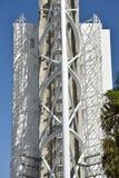 Vasco da Gama tower in Lisbon, Portugal Royalty Free Stock Photos