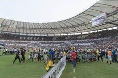 Vasco x Botafogo Imagem de Stock Royalty Free