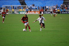 Vasco x Flamengo Stock Image