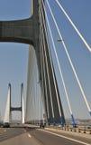 Vascoda Gama-Brücke Lizenzfreie Stockbilder