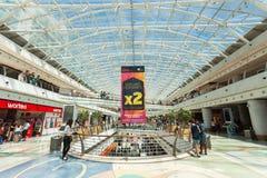 VascoDeGama Shopping Mall Royalty Free Stock Photography
