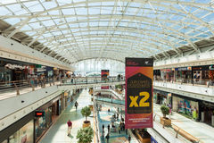 VascoDeGama Shopping Mall Stock Images