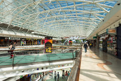 VascoDeGama Shopping Mall Royalty Free Stock Photos