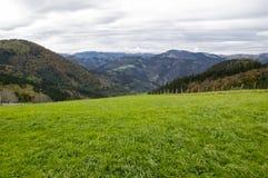 Vascos góry Zdjęcie Stock