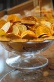 Vase à or Photographie stock libre de droits