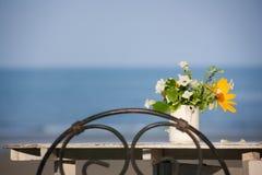 Vase à fleur Photo stock