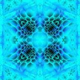 Vase à kaléidoscope de batik dessus Photos libres de droits