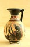 vase égyptien décoratif Photos libres de droits