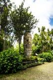 Vase énorme dans un beau jardin chez Monte au-dessus de Funchal Madère Photographie stock