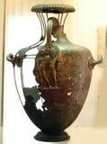 vase αρχαίου Έλληνα Στοκ φωτογραφίες με δικαίωμα ελεύθερης χρήσης