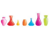 vase εικονιδίων χρώματος Στοκ εικόνες με δικαίωμα ελεύθερης χρήσης