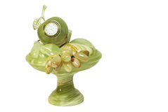 vase καρπών Στοκ Εικόνα
